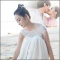 Người nổi tiếng - Trọn bộ ảnh cưới đẹp như mơ của Chae Rim