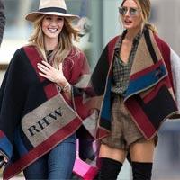 Áo khoác chăn hứa hẹn  & quot;gây sốt & quot; mùa đông