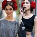 """Thời trang - """"Cơn sốt"""" hoa hồng đến từ Dolce&Gabbana"""