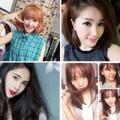 Làm đẹp - Những mái tóc của sao Việt làm ngất ngây lòng người