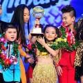 Học trò Đoan Trang đăng quang Bước nhảy hoàn vũ nhí