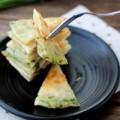 Bếp Eva - Bánh pancake bí ngòi kiểu Trung Quốc
