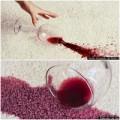 Nhà đẹp - 4 mẹo thông minh tẩy vết rượu vang
