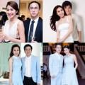 Thời trang - Cặp vợ chồng nào sành điệu nhất Vbiz?