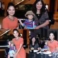 Làng sao - Hoa hậu Trần Thị Quỳnh được mẹ chồng thương yêu