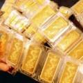 """Mua sắm - Giá cả - Vàng """"rơi"""" gần 600.000 đồng/lượng trong tháng 9"""