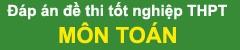 Cập nhật Đáp án đề thi tốt nghiệp THPT Quốc Gia môn Toán – Tiếng Anh năm 2015 - 1