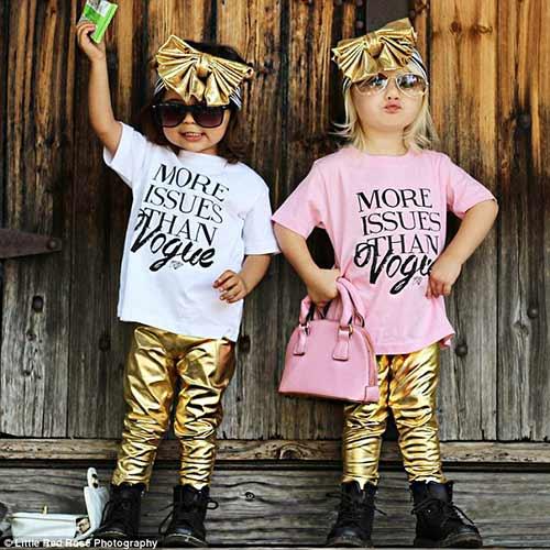 Gặp đôi bạn nhí 2 tuổi đang 'gây bão mạng' vì style cực chất-10