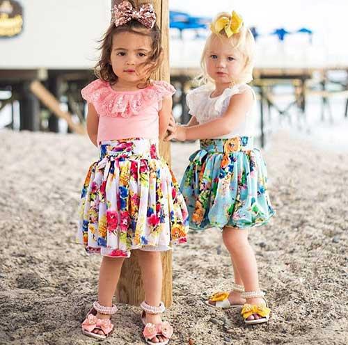 Gặp đôi bạn nhí 2 tuổi đang 'gây bão mạng' vì style cực chất-15