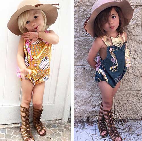 Gặp đôi bạn nhí 2 tuổi đang 'gây bão mạng' vì style cực chất-5