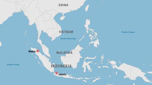 Máy bay Indonesia rơi: Một bên cánh quạt trục trặc trước đó-4