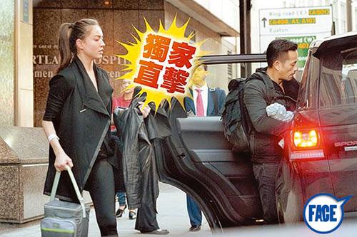Kiều nữ TVB sống xa hoa khi làm vợ bé tỷ phú-1