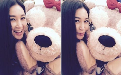 Kiều nữ TVB sống xa hoa khi làm vợ bé tỷ phú-11