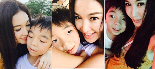 Kiều nữ TVB sống xa hoa khi làm vợ bé tỷ phú-7