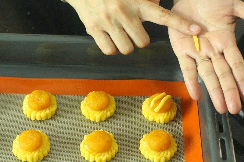 Bánh tart dứa mini thơm ngon, đẹp mắt - 10