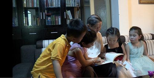 Tập 2 ĐRM2015: Thí sinh nhí thi giọng với các sáng tác của NS Phạm Tuyên-2