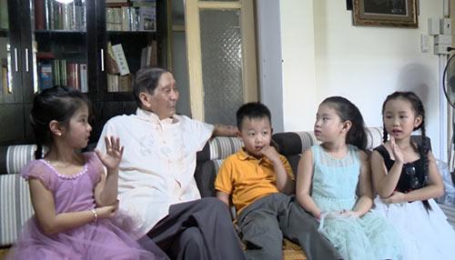 Tập 2 ĐRM2015: Thí sinh nhí thi giọng với các sáng tác của NS Phạm Tuyên-3