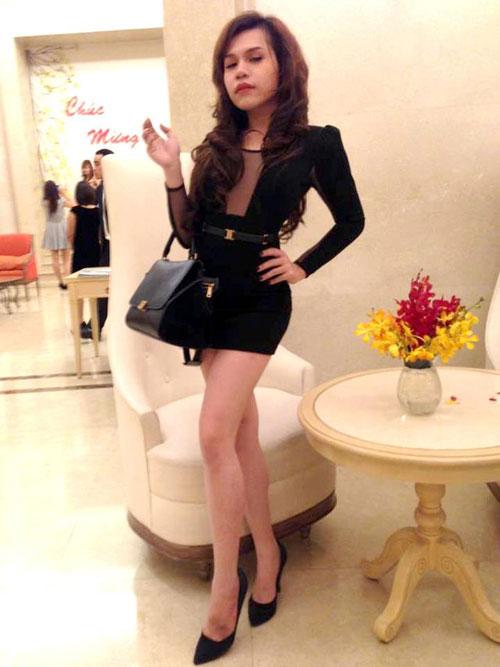 Đọ nhan sắc tứ đại mỹ nhân chuyển giới của showbiz Việt - 16