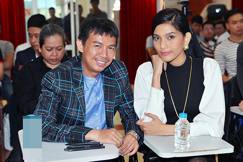 """Trương Thị May """"đẹp đôi"""" bên Vĩnh Thụy-9"""