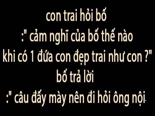 cuoi dau ruot voi nhung tinh huong hai 'ba dao' cua bo me - 1