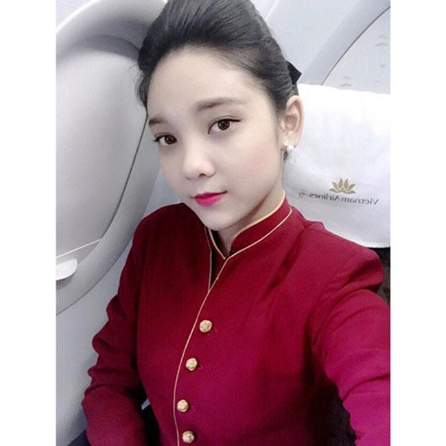 1.Nguyễn Thị Mai Ka - Tiếp viên hãng Vietnam Airlines