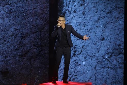 the voice 2015: thu phuong, tuan hung but rut khi phai loai hoc tro - 8