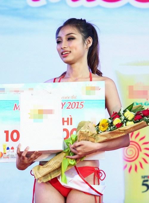 """minh hang an mac sanh dieu nhung van de """"lot ao"""" - 19"""