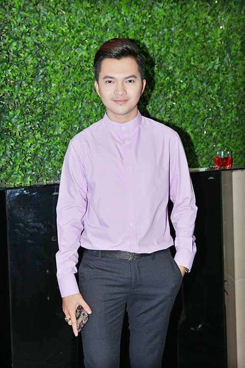 le thi phuong do ruc den chuc mung nguyen lam - 9
