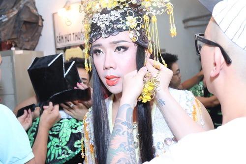 """tran thanh mac vay dieu thuyen khong """"don"""" nguc - 2"""
