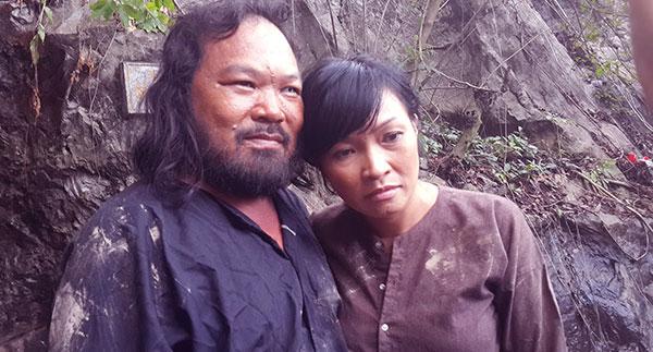 "phuong thanh ""hoa dien"" trong phim co viet huong - 1"