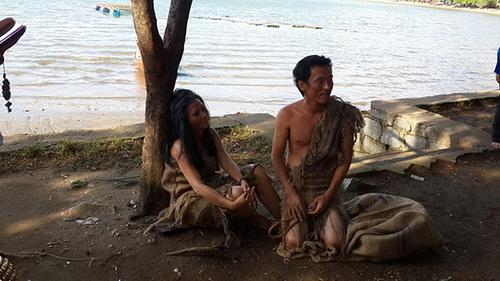 "phuong thanh ""hoa dien"" trong phim co viet huong - 2"
