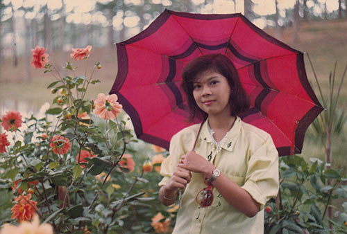"""""""bup be"""" thanh thao khoe anh ca tinh thuo be - 6"""