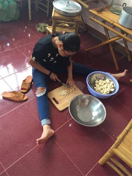 ha tang lan dau xuat hien cung chong sau sinh - 4
