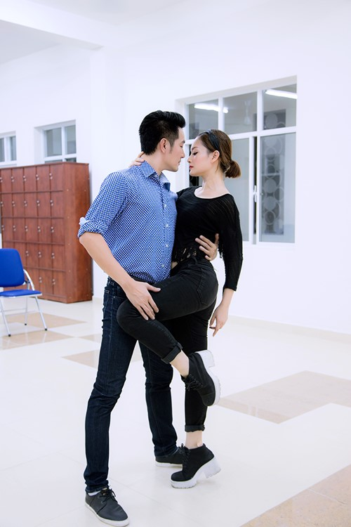 lan phuong lam co giao day mua canh nguyẽn phi hùng - 2