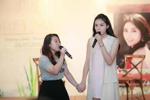 """hh ky duyen dang yeu """"kho cuong"""" mung sinh nhat 19 tuoi - 3"""