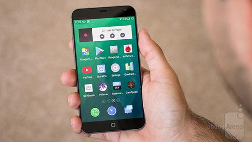 """nhung smartphone so huu man hinh """"lech chuan"""" - 5"""
