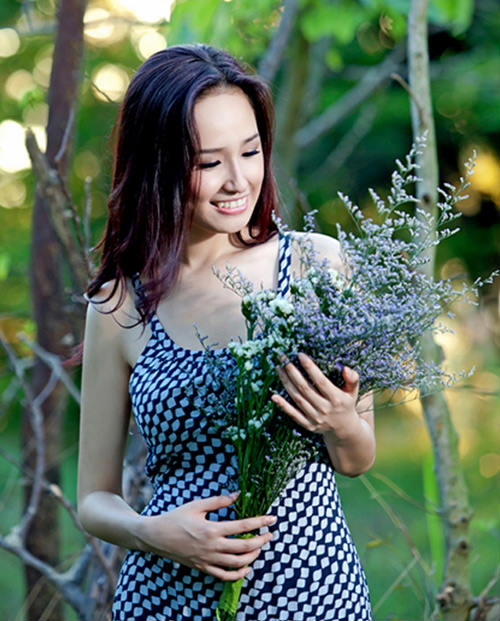 sao viet xinh dep la thuong voi toc 'bo luong' - 5