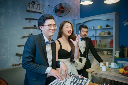 hot girl vietnam idol 2015 khoe ve quyen ru trong mv moi - 8