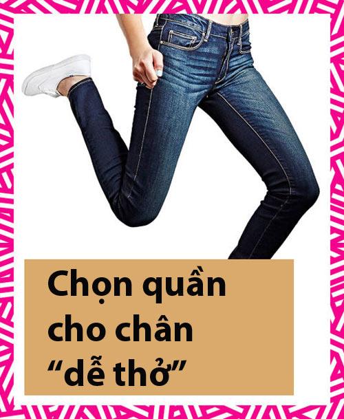 """6 buoc de mac quan jeans """"dep nhu mo"""" - 4"""