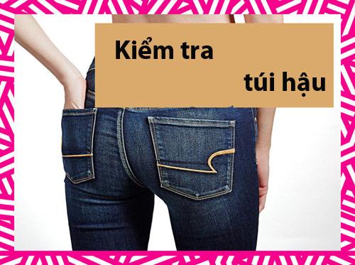 """6 buoc de mac quan jeans """"dep nhu mo"""" - 5"""