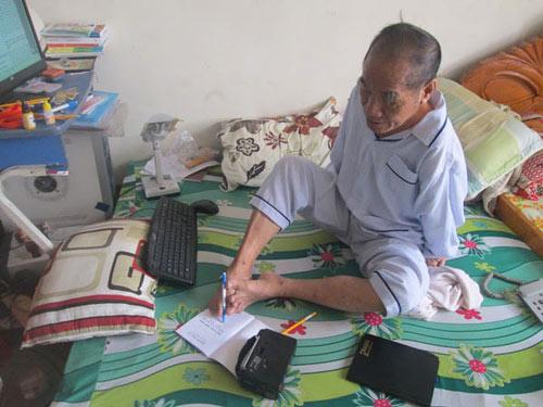 Thầy Nguyễn Ngọc Ký chia sẻ bí quyết để có gia đình hạnh phúc-1