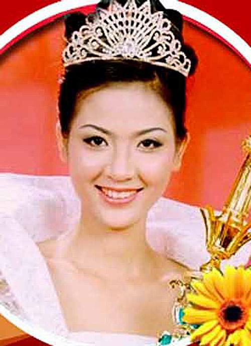 """nhung hoa hau viet song """"an dat"""" vi scandal - 4"""
