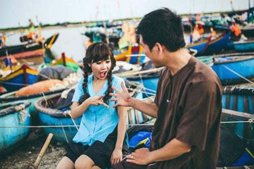 """chuyen tinh """"chang kho"""" cuoi duoc vo xinh - 12"""