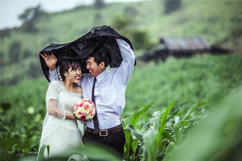 """chuyen tinh """"chang kho"""" cuoi duoc vo xinh - 7"""