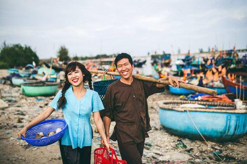 """chuyen tinh """"chang kho"""" cuoi duoc vo xinh - 1"""