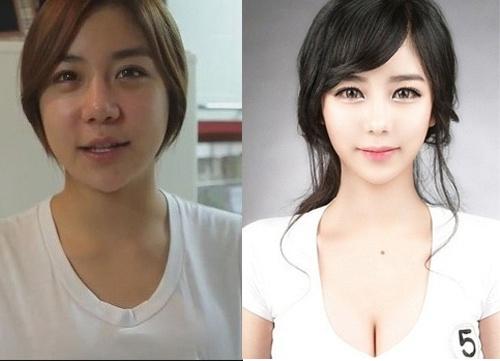 phat hoang voi nhan sac that cua cac hot girl xu han - 2