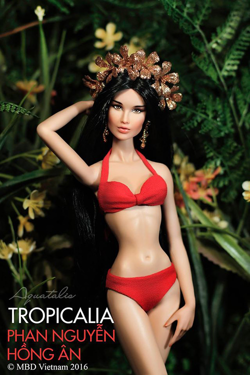 bup be mac bikini  ruc ro thi hoa hau - 6
