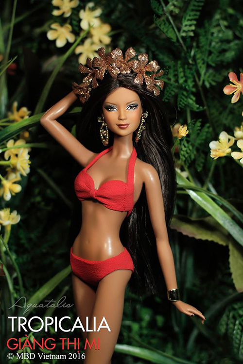 bup be mac bikini  ruc ro thi hoa hau - 3
