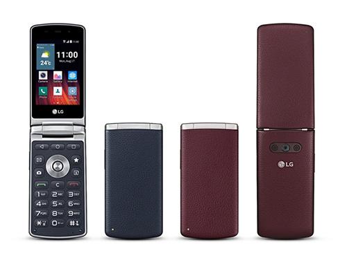 lg dua smartphone nap gap chay android ra thi truong quoc te - 2