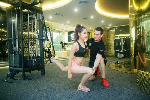 chi pu: hot girl cham tap luyen giu dang nhat nhi vbiz - 9